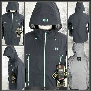 Under Armour Women's UA Moonraker GTX Jacket HTF‼️